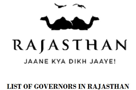 List Of Governor